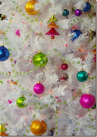 2103227-2-white-christmas-tree-with-ornaments-and-lights