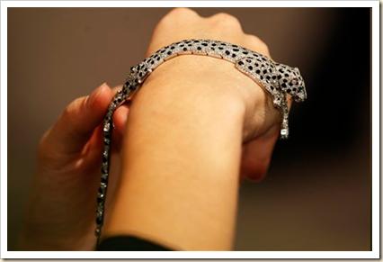 Sotheby's Panther Bracelet