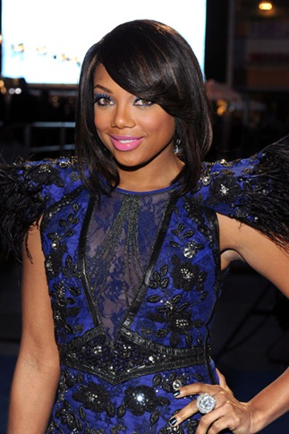 Tiffany Hines at the People's Choice Awards 2011