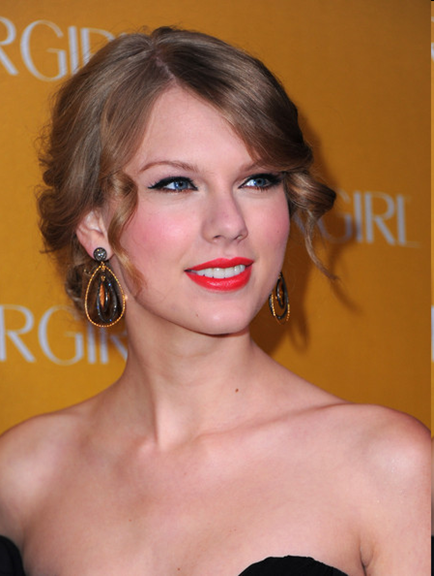 Taylor Swift Gemstone Dangle Earrings
