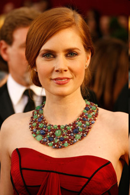 Oscar Jewelry - Amy Adams