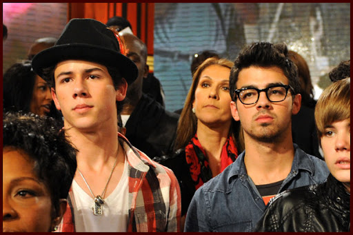 Jonas Brothers grabando WE ARE THE WORLD [Fotos!] Wearetheworld043