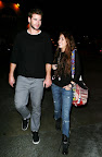 Demi Lovato y Miley Cyrus CENAN con Liam Demi-lovato-miley-cyrus-jerry-deli-03