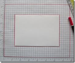 Using Grid Paper to create a template