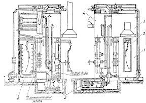 Установка для мойки рессорных листов, модель НЭ-7011/153