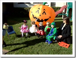 First Christian Trick Or Treat (4)