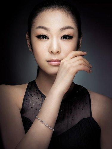Korea Female Skater: Yu-Na Kim