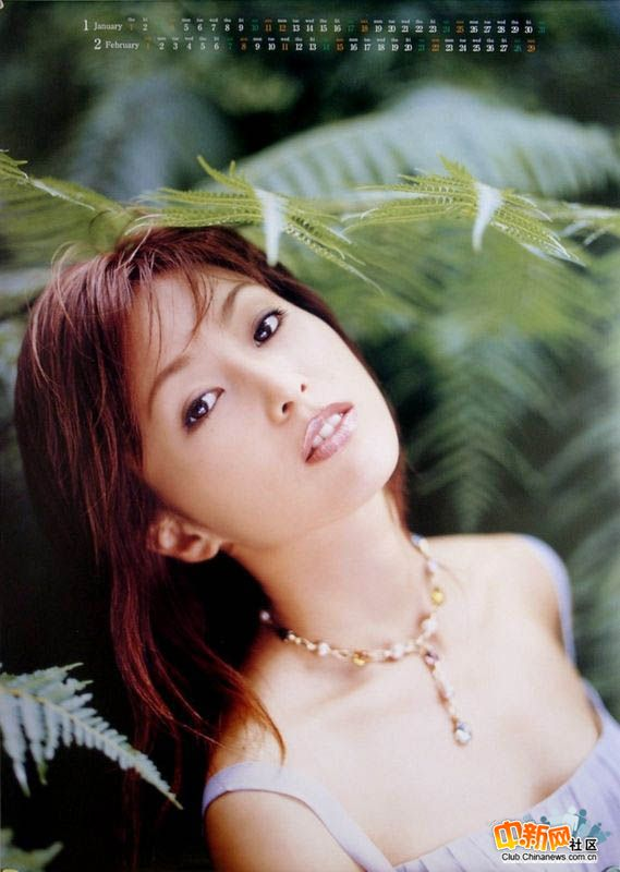 Photo Gallery: Japan Beautiful Pop Singer Sakai Noriko