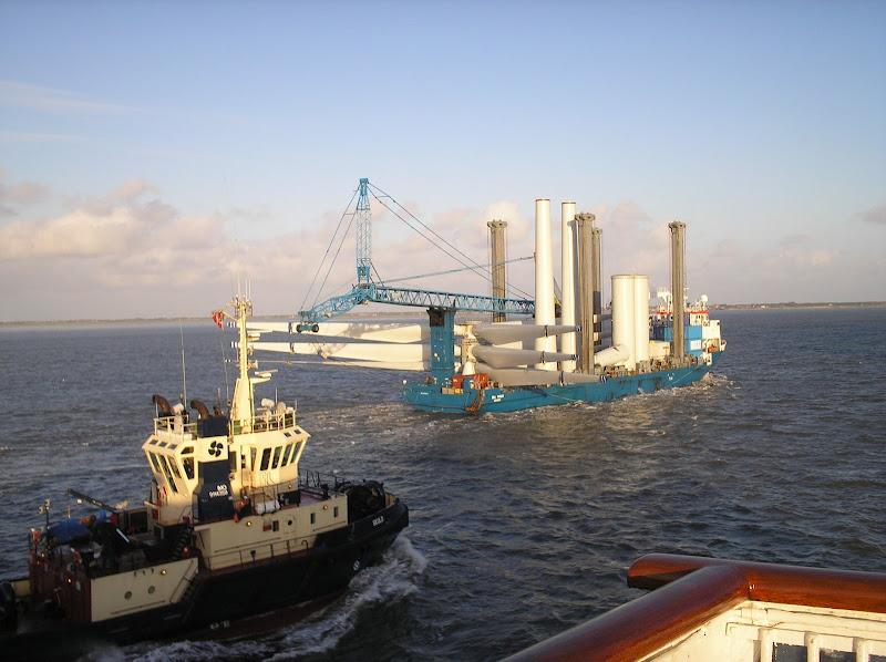 Varsti on laevad tuulikutega teel