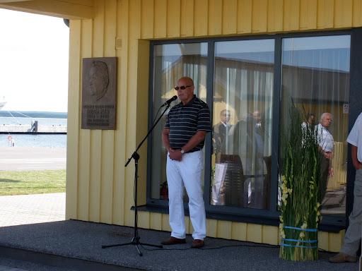 Saaremaa sadamas 26. juulil