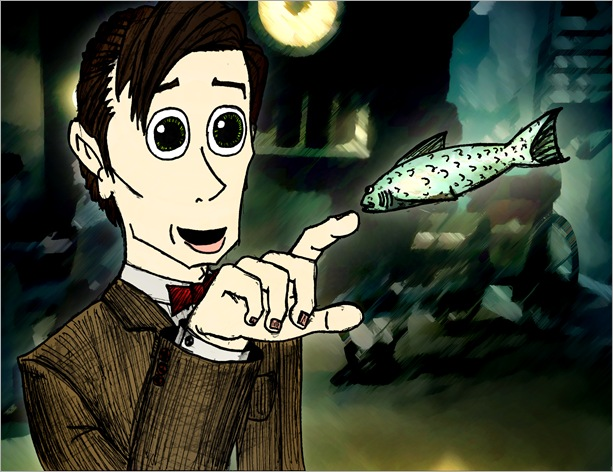 Made entirely by Jamesgrayh owner of Doctor Who Fansite and may not be reproduced in any way.