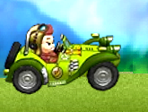 Super Monkey Race
