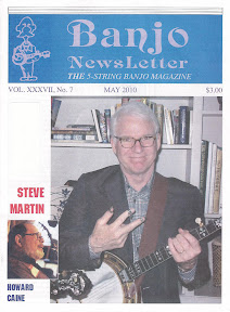 Banjo Newsletter May 2010