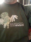 Holy Ghost Tent Revival t-shirt