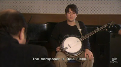 The composer is Bela Fleck