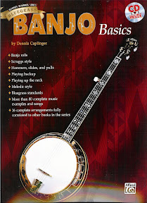 The Ultimate Beginner Bluegrass Banjo Basics book