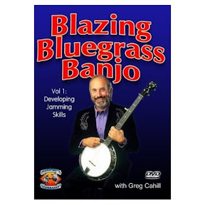Blazing Bluegrass Banjo Vol 1: Developing Jamming Skills