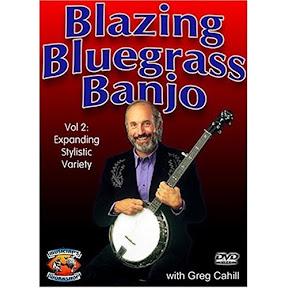 Blazing Bluegrass Banjo Vol 2: Expanding Stylistic Variety