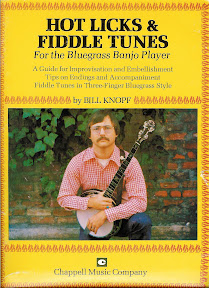 Bill Knopf - Hot Licks and Fiddle Tunes
