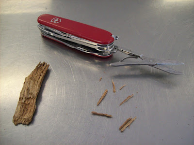 Victorinox Deluxe Tinker, if you must know