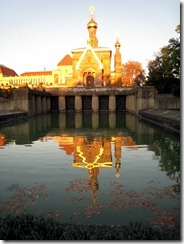 Mathildenhoehe, Darmstadt