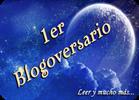 Blogoversario Leer y mucho más