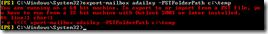 11-17-2008_Error_ExportMailboxNot64bitCapable