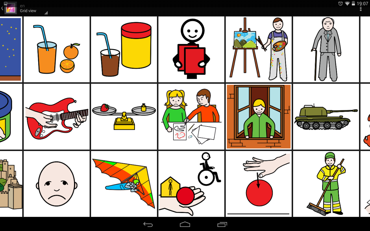 Piktosaac Symbols For Autism Android Apps On Google Play