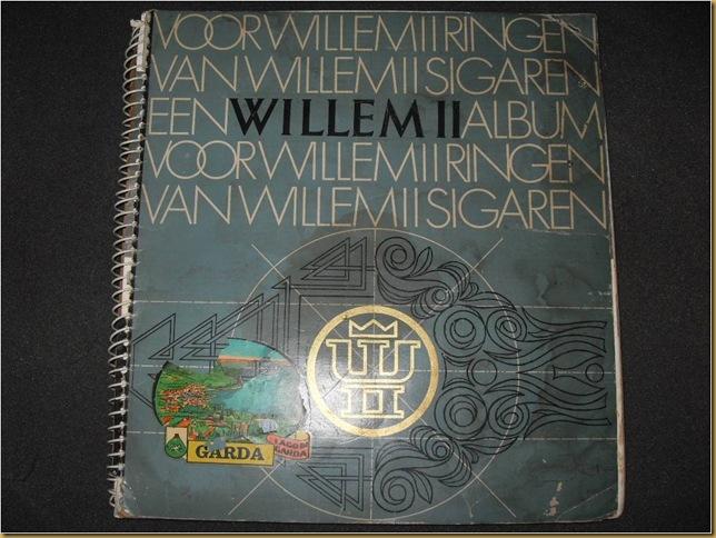 Album pita cerutu Willem II