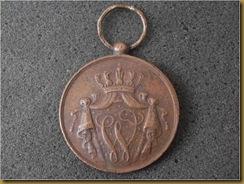 Medali Voor Trouwe Dienst_balik