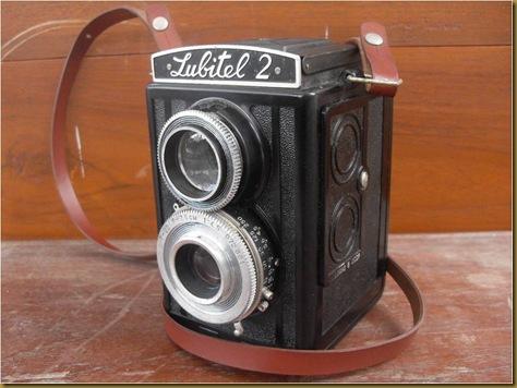Kamera Lubitel 2