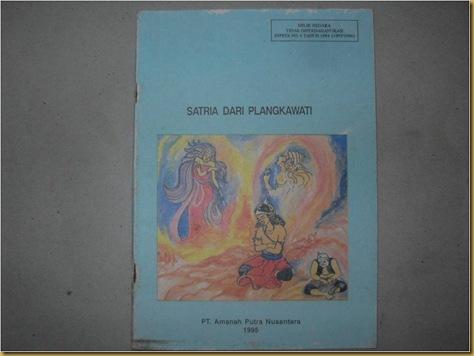 Buku Satria dari Plangkawati
