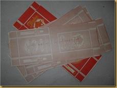 Kertas rokok Tandoe Kentjono - old indonesian cigarette paper