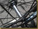 Clarion Cycles - hub depan Sturmey Archer