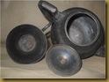 Set teko cangkir - dalam