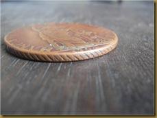 Koin 3 G - samping