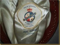 Topi cowboy Borsalino alessandria - logo