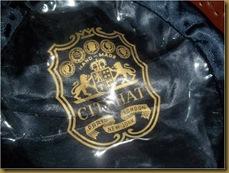 Topi cowboy Cityhat - logo