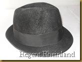 Topi Fedora Regent rheinland - kanan