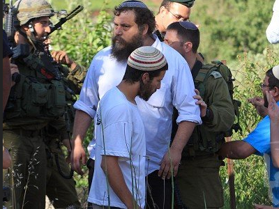 Israeli Settlers Terror
