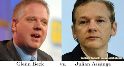 On reality and its alternates: Glenn Beck vs. Julian Assange