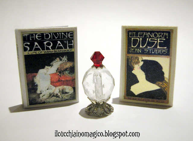 Eleonora Duse & Sarah Bernhardt