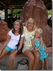 July Annie w Nat and girls 005