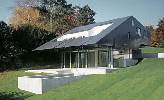 House F Recidence Design Exterior