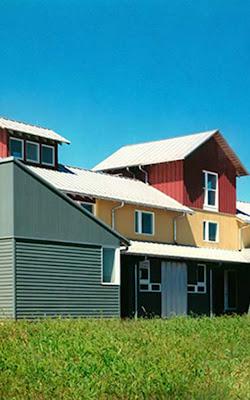 Contemporary Farm House Design