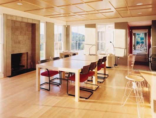 Contemporary Farm House Design Luxury Kitchen