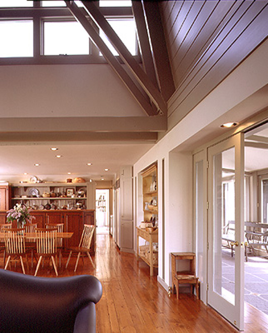 farmhouse interior design living room