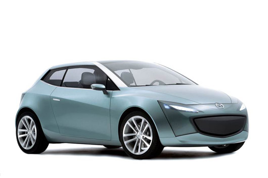 Mazda Sassou Concept Car Wallpaper
