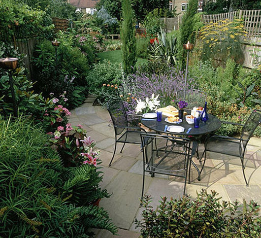 Garden inspiration ideas native garden design for Garden design inspiration