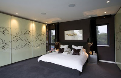 modern house architecture bedroom design ideas